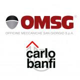 OMSG SE HACE CON LA HISTÓRICA CARLO BANFI DE GRANALLADO